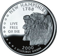 New Hampshire quarter